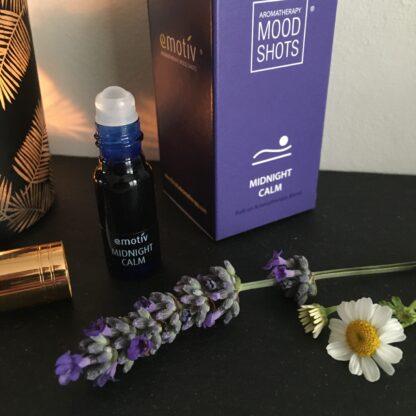 Emotiv Aromatherapy roll on essential oil blend